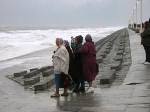 Sturm auf Norderney
