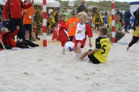 Beachsoccer Norderney