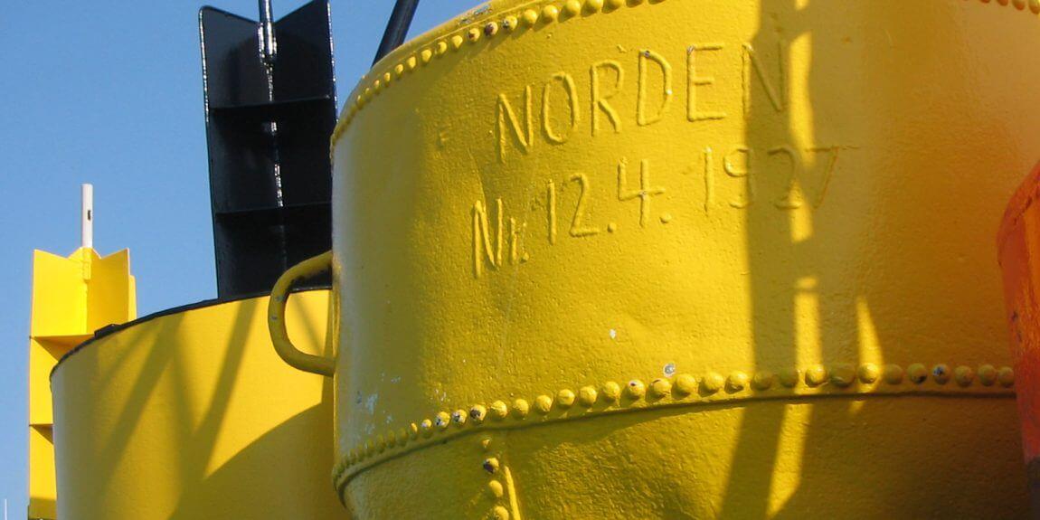 Tonnenhof Norderney