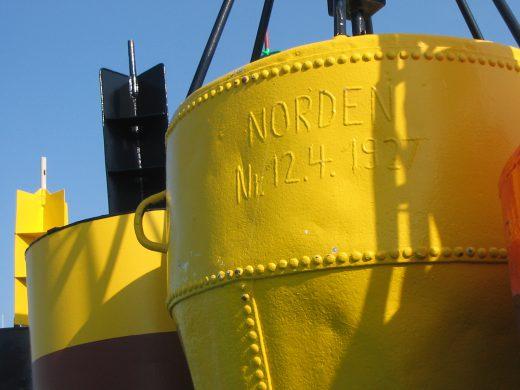 Tonne Norderney