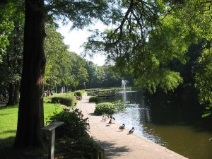 Kurpark Norderney