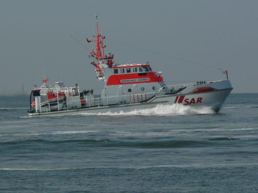 Rettungsboot Norderney