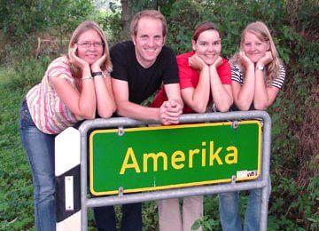 Amerika bei Friedeburg