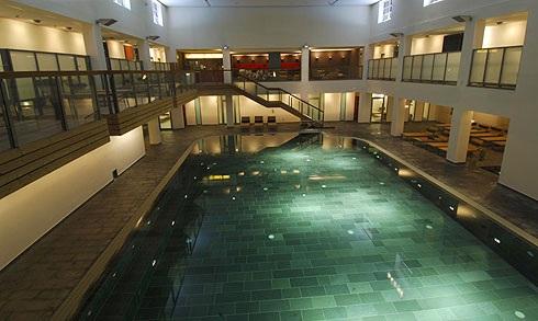 Badehaus auf Norderney