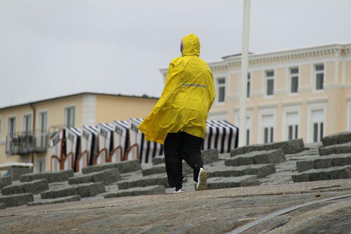 Regenwetter - Nachsaison