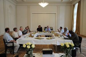 Aufsichtsratssitzung Norderney - Quelle: He Norderney