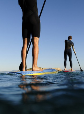 Stand Up Paddling Norderney