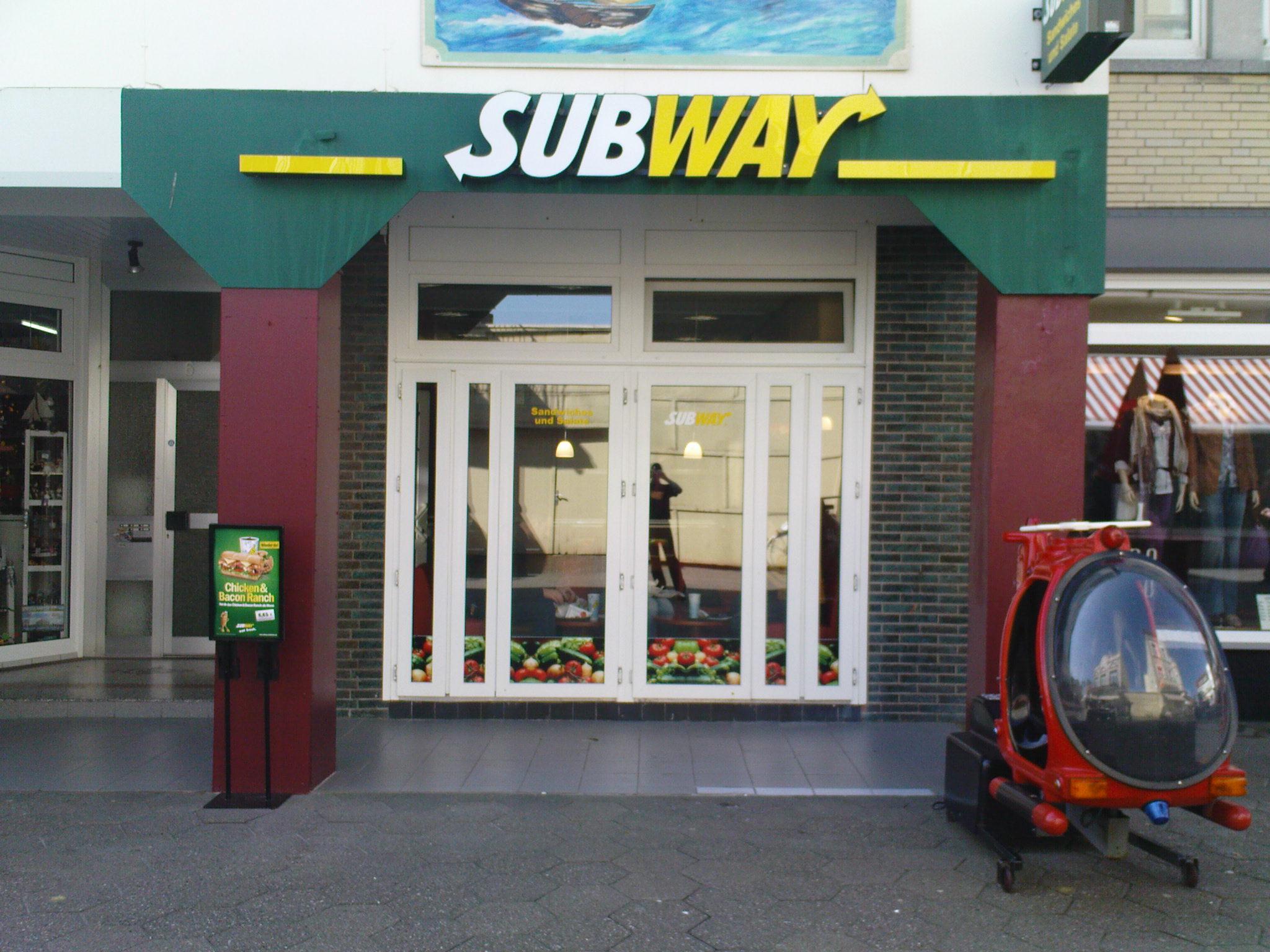 Subway auf Norderney