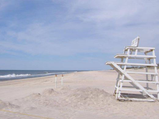 coopers beach - sieht aus wie die weiße düne