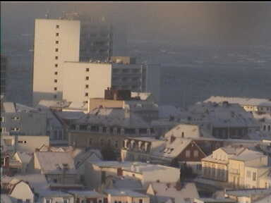 Norderney Webcam vom Freitag