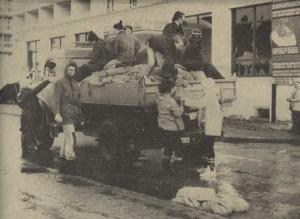 1976-Sturmflut Norderney-Fahrer mein Vater