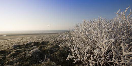 Norderney im Winter