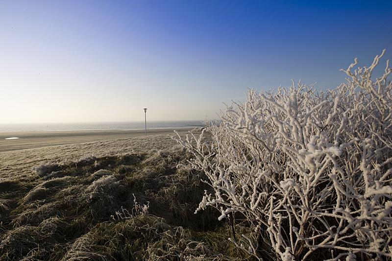 Norderney im Winter