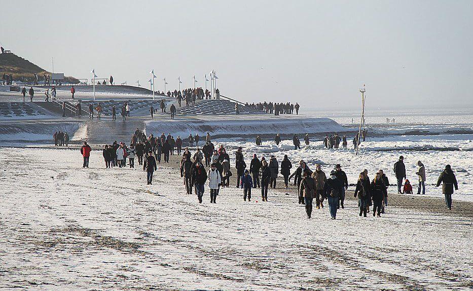 Silvester Nordbad Norderney