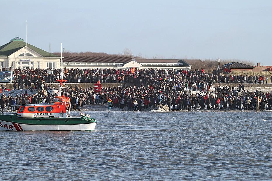 Anbaden 2011 Norderney - 2