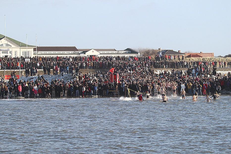 Anbaden 2011 Norderney - 11