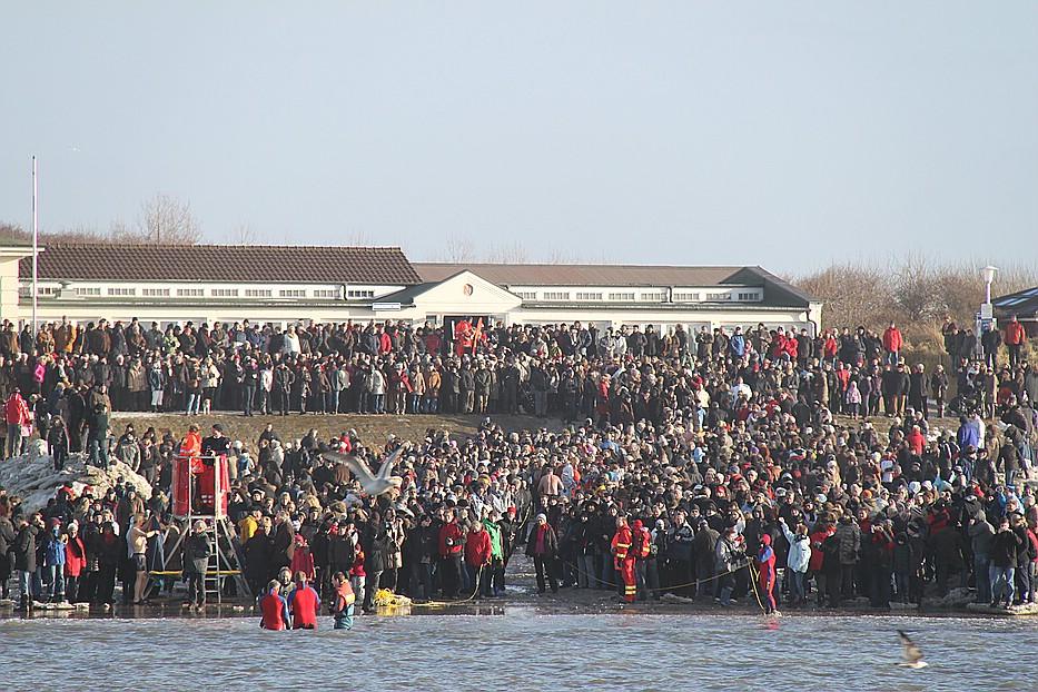 Anbaden 2011 Norderney - 12