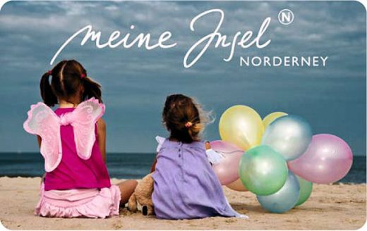 Meine Insel 2 Norderney Card