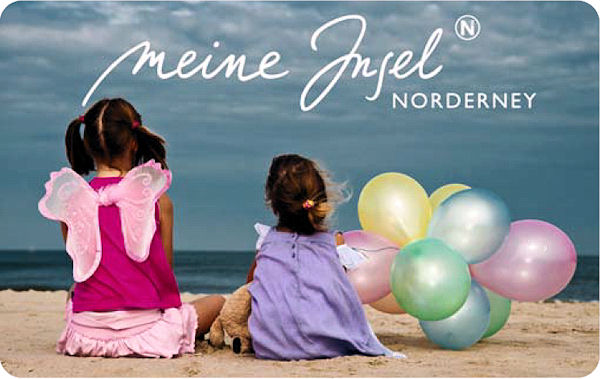 Meine Insel 2 Norderney Card