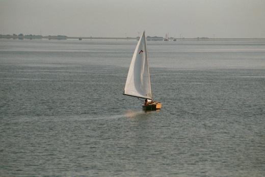 Abendstimmung Norderney Watt