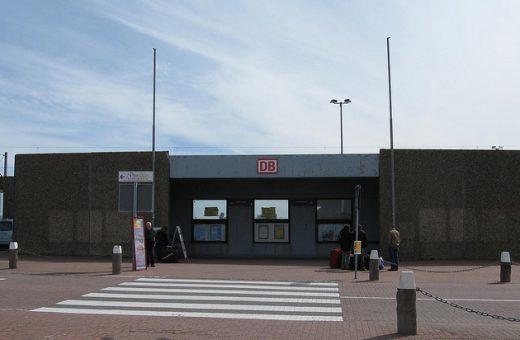 Bahnhof Norddeich
