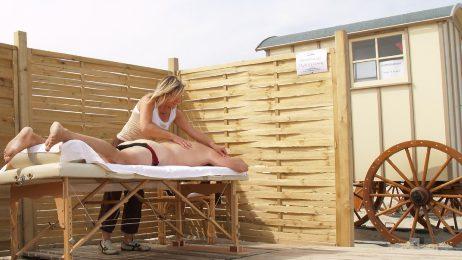 Strandmassage Norderney