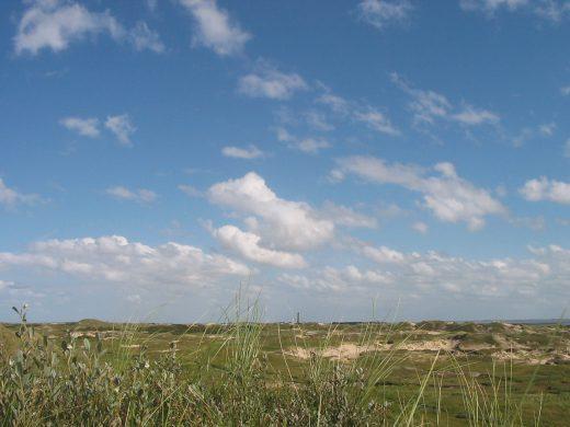 Norderney Dünen Leuchtturm