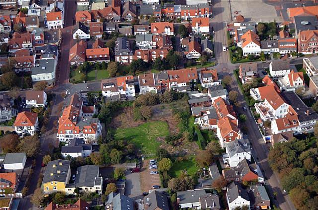 Gartenstadt von oben