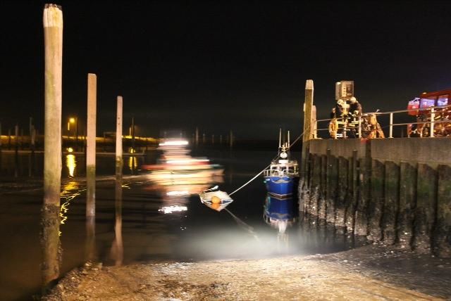 Boot im Hafen 1
