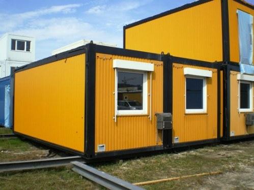 Wohncontainer für Baltrum