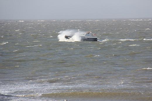 Sportboot Norderney