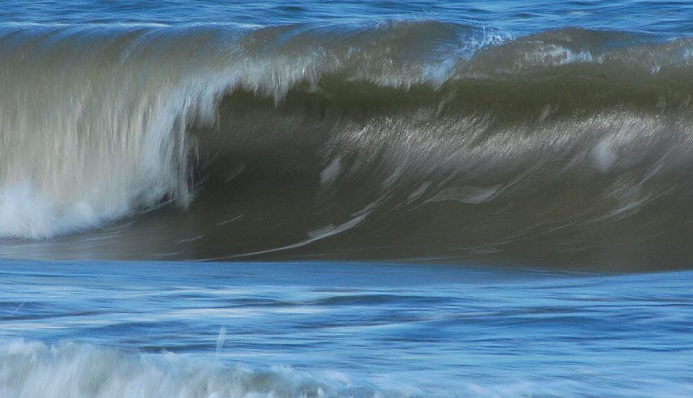 Welle Nordsee
