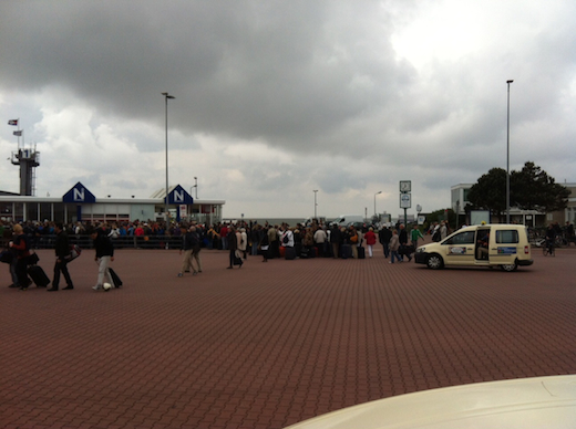 Norderney Abreise 3