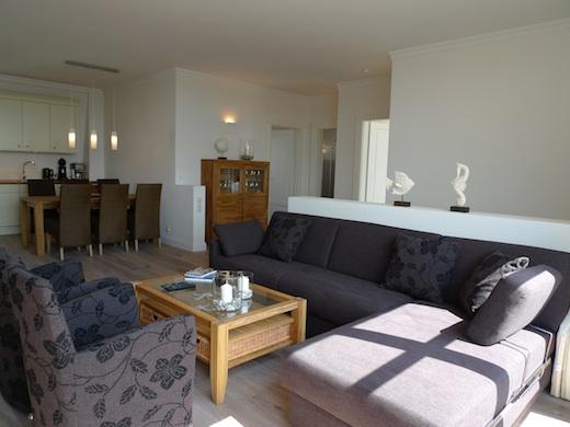 VillaVie - Penthouse - Wohnbereich