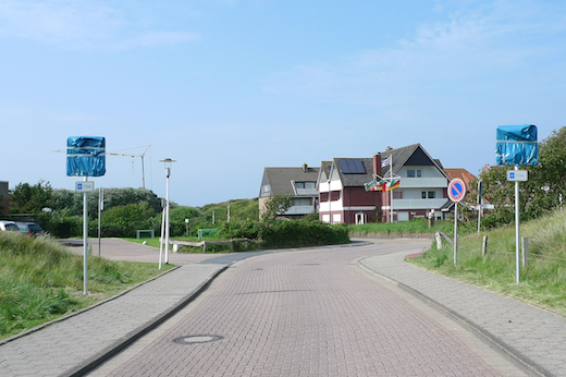 Parken Nordhelm Norderney