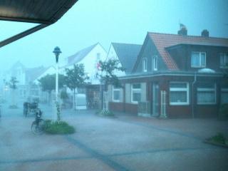 Starkregen Jann Berghaus Straße