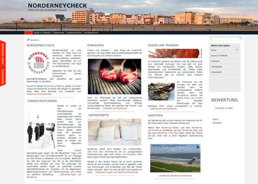 Norderneycheck