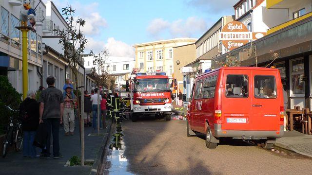 Feuerwehreinsatz 1