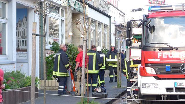 Norderney - Feuerwehreinsatz 3