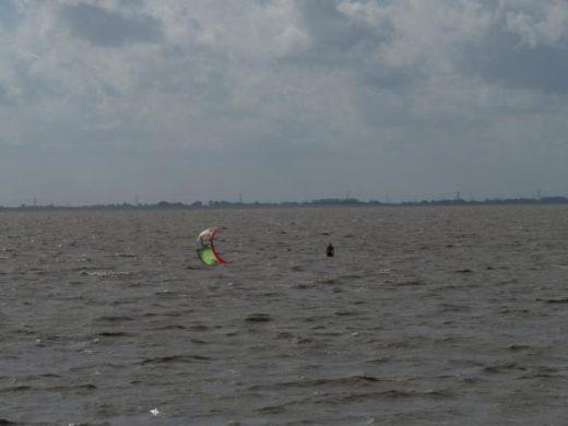 kite surfen nordsee 2