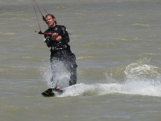 kite surfen nordsee 1