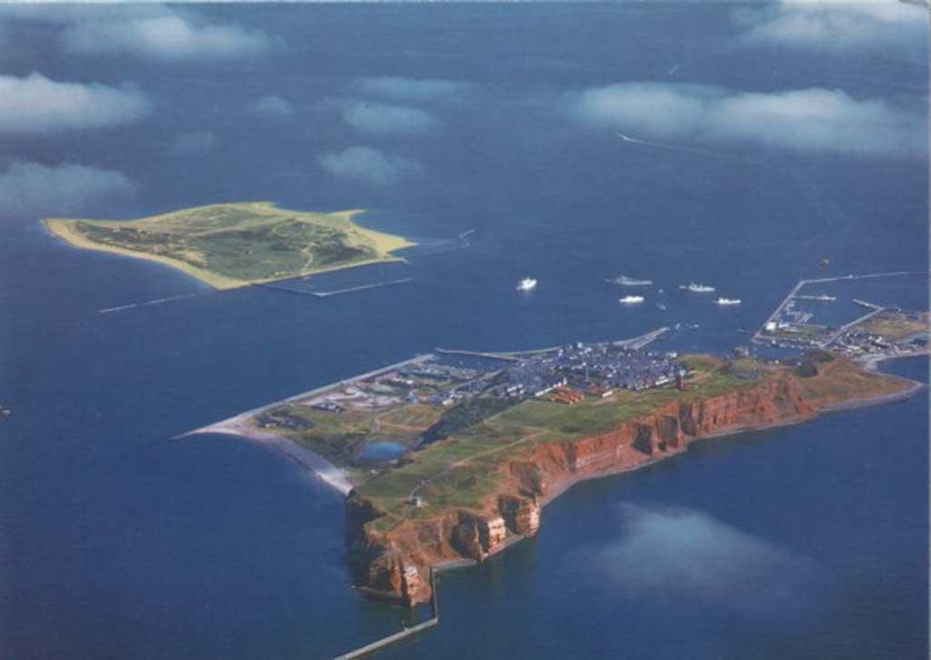 Helgoland - Norderney Blog