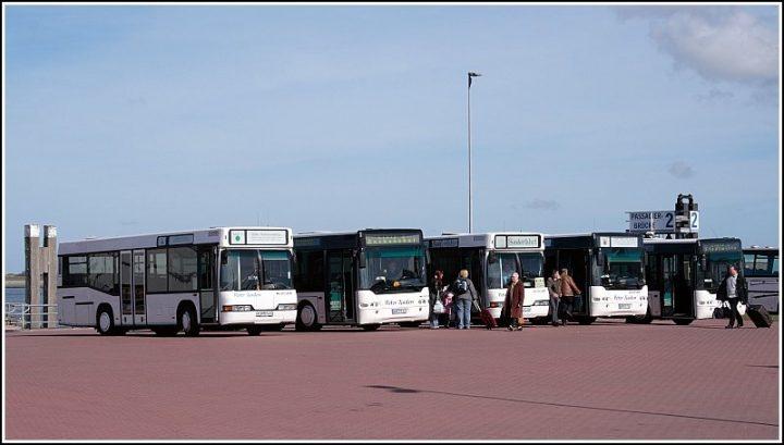 Peter Tjaden Bus Norderney