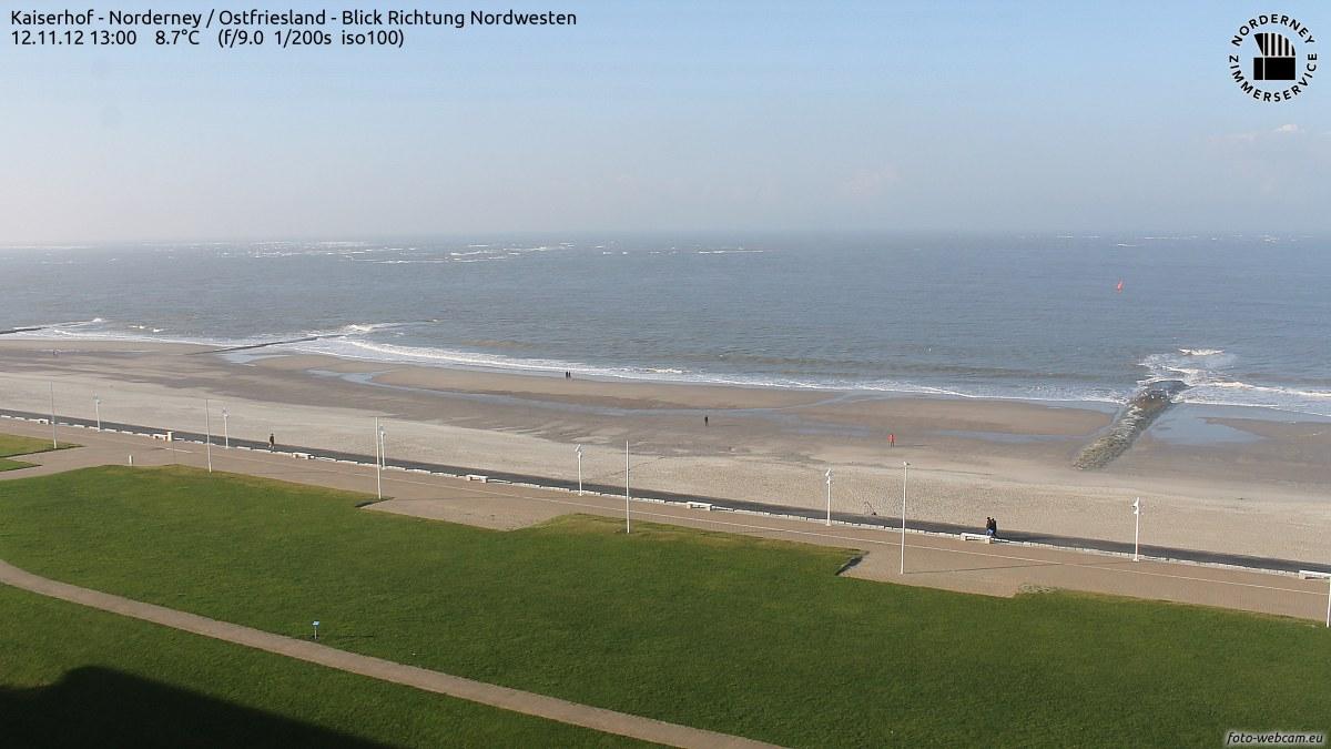 Norderney im November