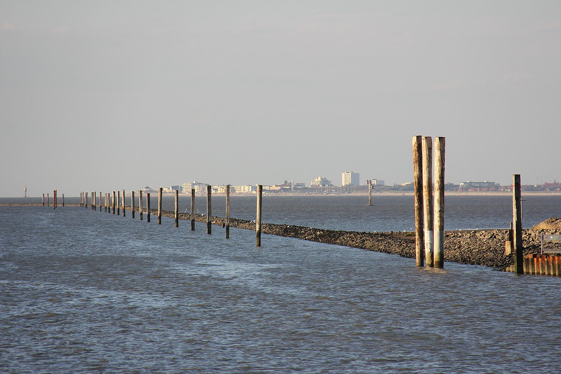 Stadt im Meer Norderney