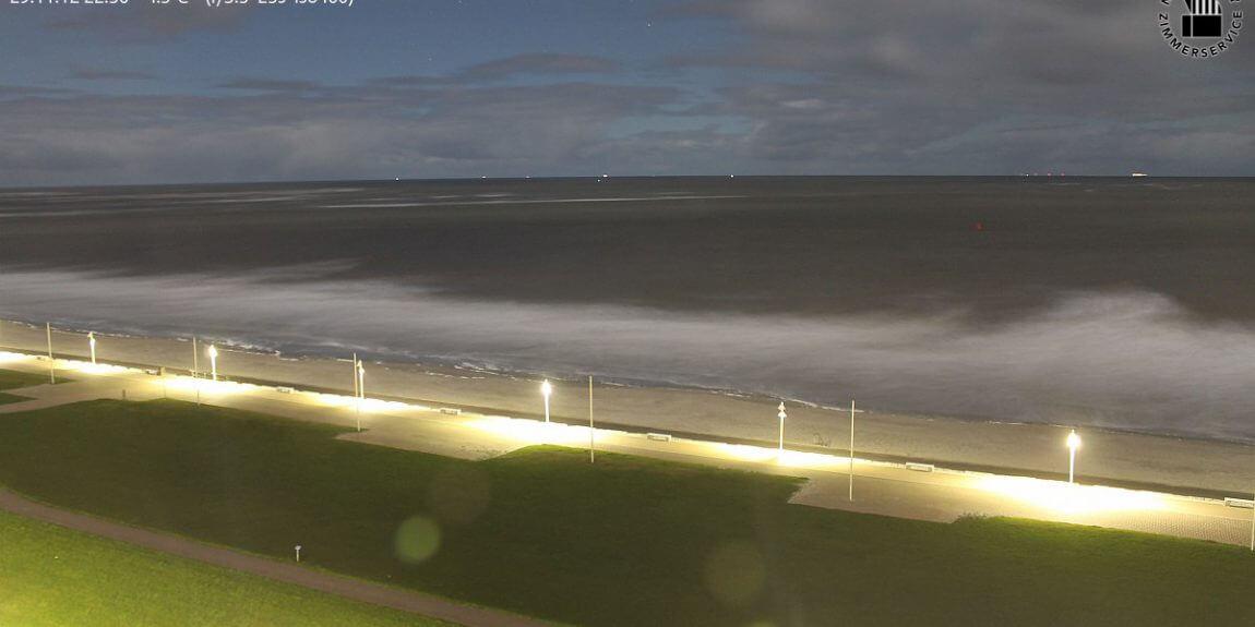 Norderney Webcam Kaiserwiese