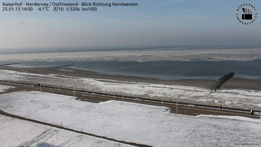 Norderney Packeis