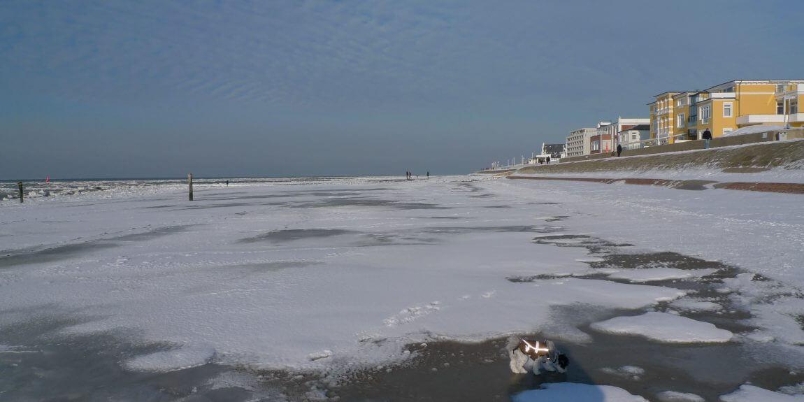 schnee auf norderney
