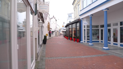 Norderney Strandstraße
