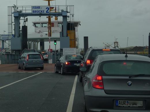 Anreise Norderney